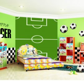 Looney Tunes Room set
